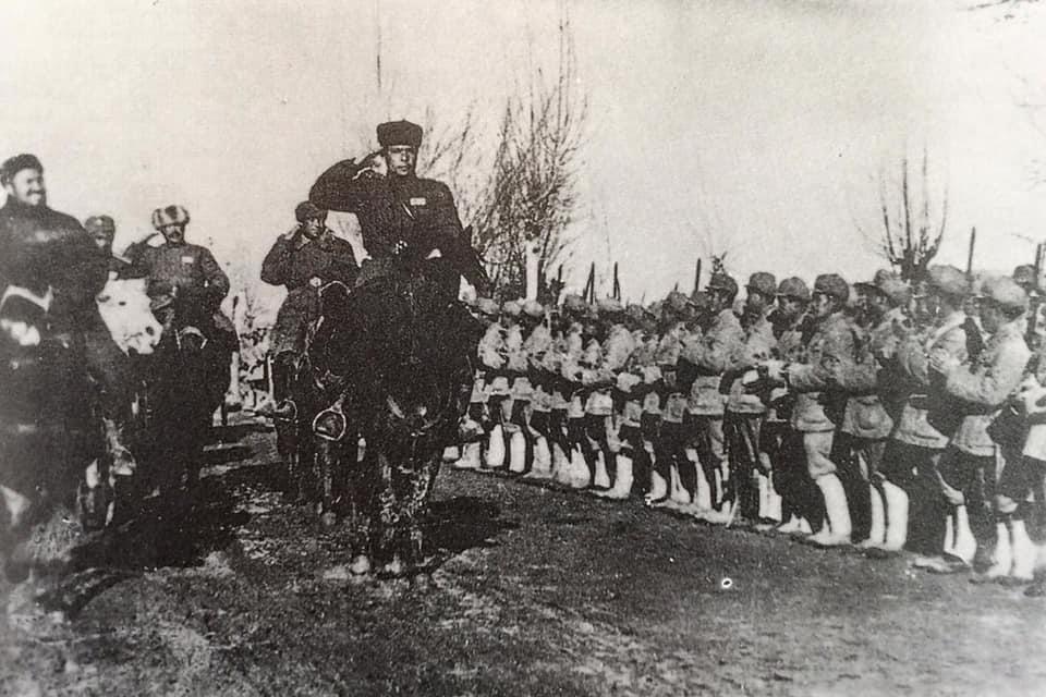 Uyğur ordusu